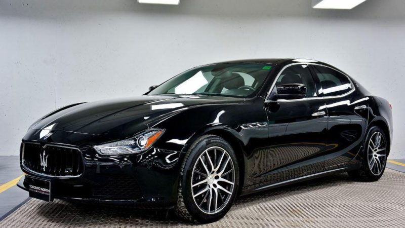 2014 Maserati Ghibli S Q4 NO ACCIDENT